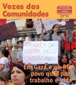 Jornal Vozes das Comunidades 2009-1