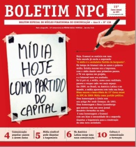 jornal npc