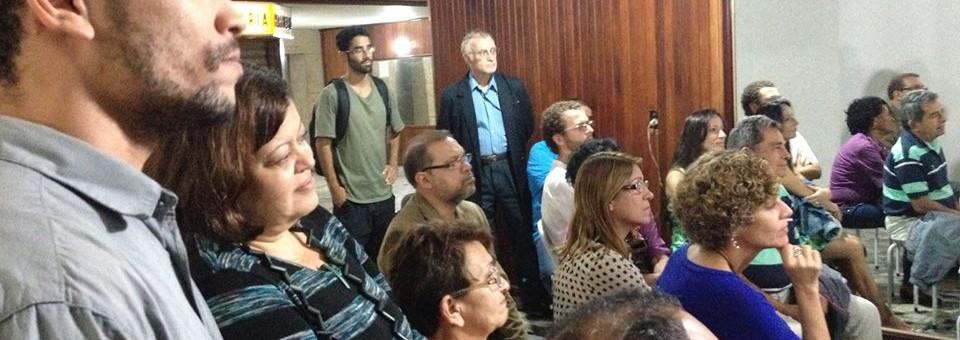 NPC lança filme sobre a remoção da Vila Recreio II