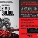 Inscrições Abertas Oficina Revisitando Zozimo Bulbul