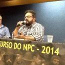 """Palestrante do 20º Curso do NPC, Milton Pinheiro fala sobre seu livro """"Ditadura: o que resta da transição"""""""