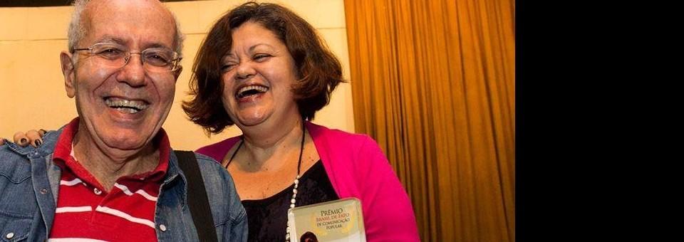 Vito Giannotti recebe homenagem nos dois anos do jornal Brasil de Fato RJ