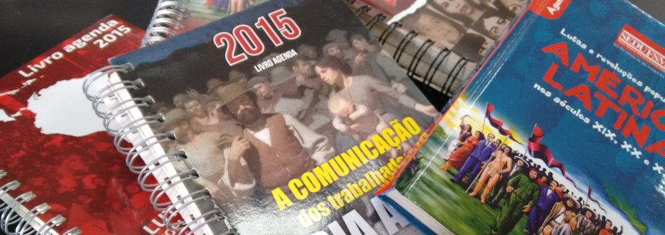 Livro Agenda do NPC 2016 já podem ser encomendadas
