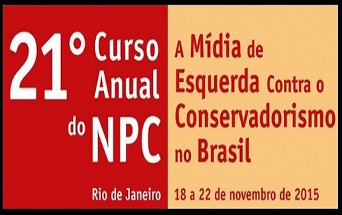 Vem aí 21º Curso Anual do NPC!