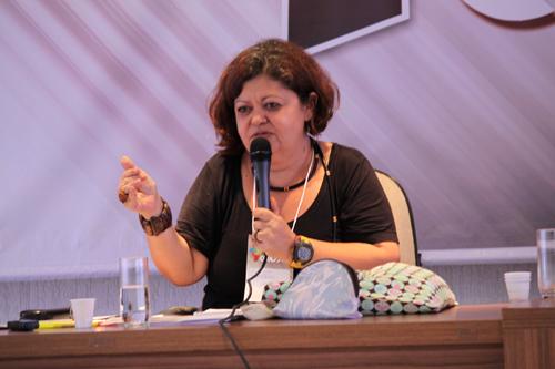 Claudia Santiago Giannotti participa de 3º Seminário Unificado de Imprensa Sindical