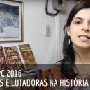 Livro Agenda NPC 2016 –  LUTADORES E LUTADORAS NA HISTÓRIA DO BRASIL