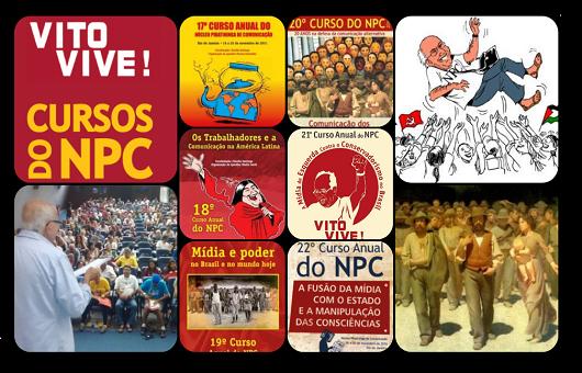 Veja a lista dos CURSOS DE FORMAÇÃO DO NPC!