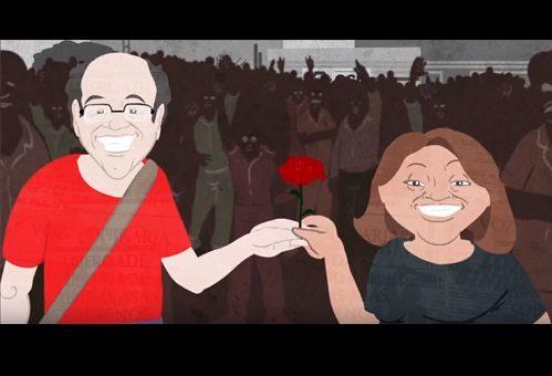 Animação Vito Giannotti
