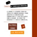 NPC participa do primeiro Congresso de Comunicação Comunitária criado pelo Jornal O Cidadão