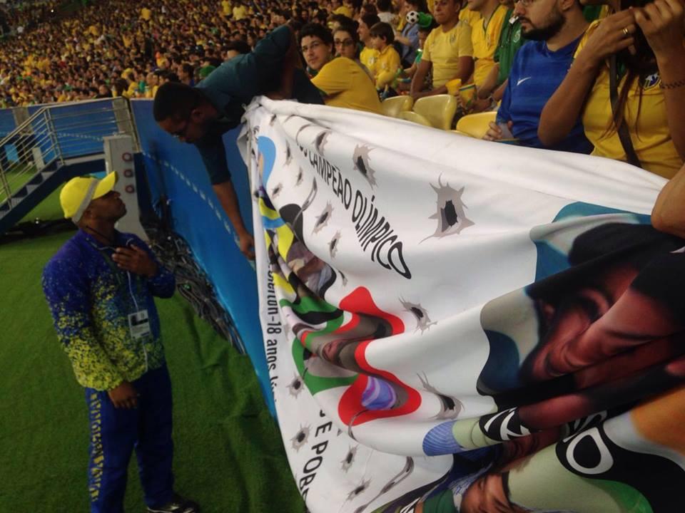 BRASIL É MEDALHISTA OLÍMPICO EM VIOLAÇÃO AO DIREITO À COMUNICAÇÃO