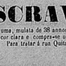 Como a mídia brasileira sustentou a escravidão