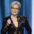 No Globo de Ouro, Meryl Streep faz discurso defendendo estrangeiros, arte e contra Donald Trump