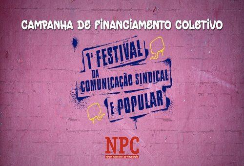 1º Festival de Comunicação Sindical e Popular
