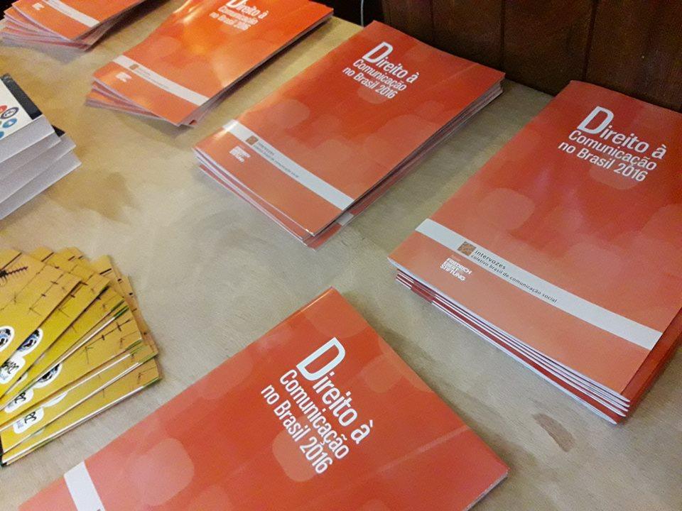 Publicação denuncia violações ao direito à comunicação no Brasil