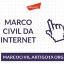 ONG Artigo 19 lança site para monitorar implementação do Marco Civil da Internet