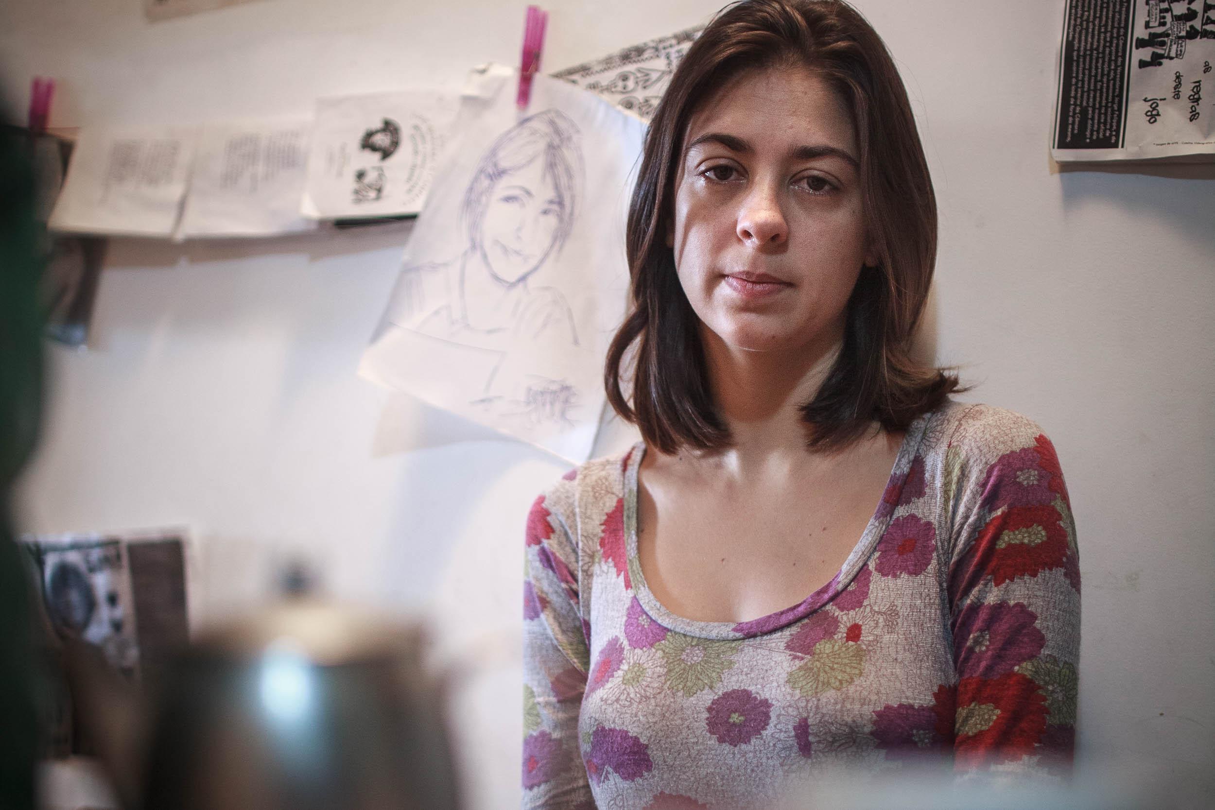 Meu nome não é Sininho, entrevista com Elisa Quadros