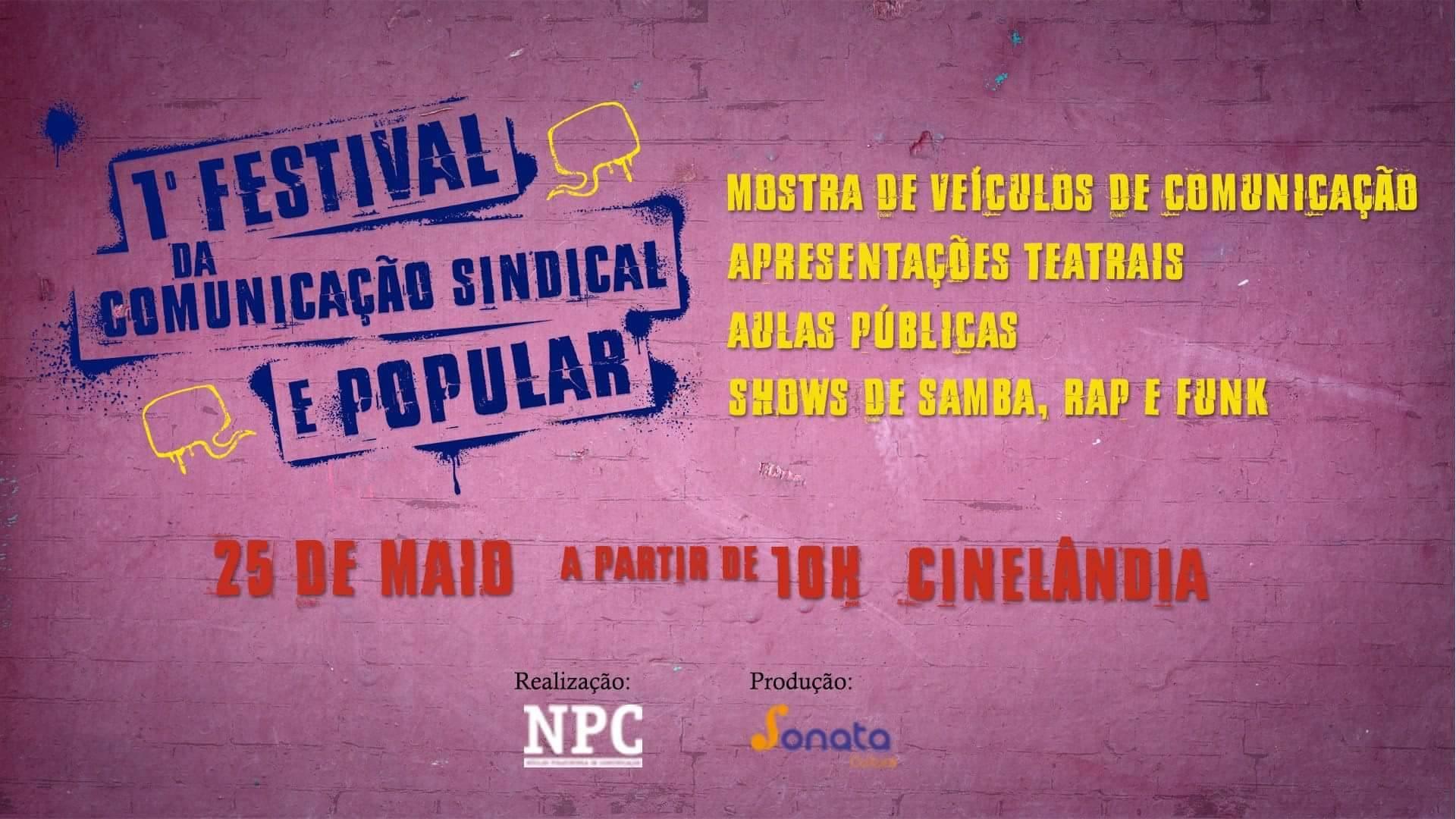 Arte Festival Texto Claudia