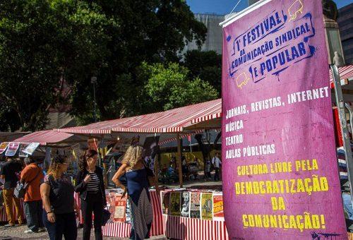 1º Festival da Comunicação Sindical e Popular