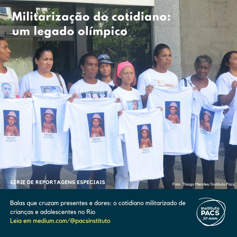 Saiba como a militarização afeta o cotidiano nas comunidades cariocas