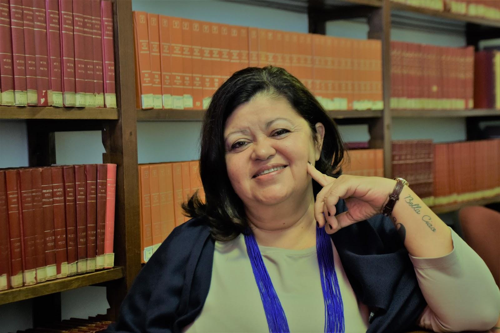 Claudia Giannotti vai conversar sobre comunicação no Cursinho do Vito