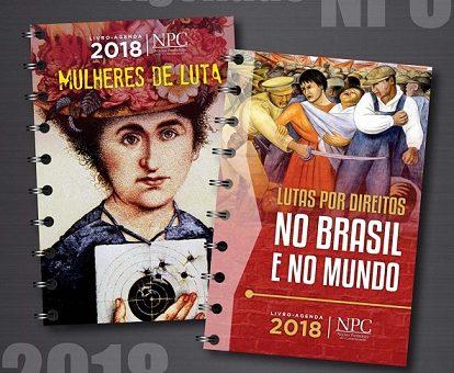 Livro-Agenda NPC 2018: garanta já a sua!