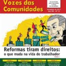 Alunos do Curso de Comunicação Popular lançam jornal no Grito dos Excluídos