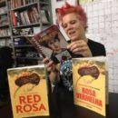 """Kate Evans: """"Rosa Luxemburgo me mostrou o quão sólido o socialismo pode ser"""""""