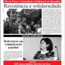 'Aceitei a cuia' – Entrevista de Claudia Santiago para o jornal maranhense 'Vias de Fato'