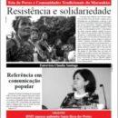 Jornal 'Vias de Fato' entrevista Claudia Santiago